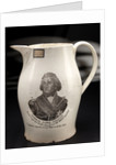 Creamware jug by unknown