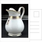 Porcelain jug by Royal Crown Derby Porcelain Co