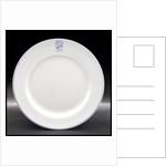 China plate by Josiah Wedgwood & Sons Ltd.
