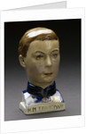 Earthenware bust by Tooth & Co. Ltd.