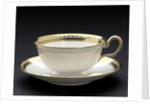 Saucer and cup by W.T. Copeland & Sons Ltd.