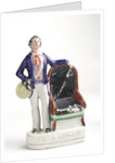 Staffordshire figure by unknown