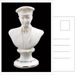 Porcelain bust by Arkinstall & Sons Ltd.