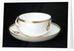 Cup used on RY 'Osborne' (1870) by Derby Crown Porcelain Co. Ltd.