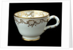 Cup used on RY 'Osborne' (1870) by Minton