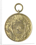 Medal commemorating the International Congress of Naval Architects & Marine Engineers, 1897; obverse by A. Wyon