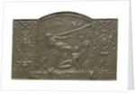 Medal commemorating the opening of the telegraph cable between Argentina and Europe - The Western Telegraph Company Ltd; reverse by Stern