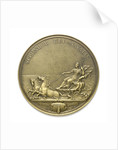 Medal commemorating the Bureau Veritas centenary 1828-1928; obverse by Mauger