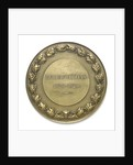 Medal commemorating the Bureau Veritas centenary 1828-1928; reverse by Mauger