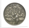 Medal commemorating the South London Working Classes Industrial Third Exhibition; obverse by Marion M. Brooke