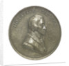 Medal commemorating Vice-Admiral Horatio Nelson (1758-1805); obverse by Abramson