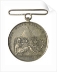 Medal commemorating the Battle of the Nile, 1798; obverse by T. Wyon