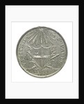 Medal commemorating George III's recovery of health, visit to St Pauls 1789; reverse by unknown