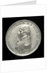 Medal commemorating the centenary of the Battle of Trafalgar, 1905; obverse by Spink & Son Ltd.