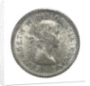10 cents coin; obverse by unknown