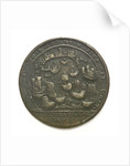 Medal commemorating Admiral Edward Vernon (1684-1757) and the capture of Porto Bello, 1739 by unknown