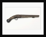 Flintlock pistol by unknown