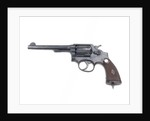 Smith and Wesson revolver by Smith & Wesson