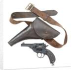 Webley Mark II revolver by Webley