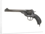Webley Mark VI revolver by Webley & Scott Revolver & Arms Co. Ltd.
