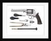 Percussion revolver by Deane Adams & Deane