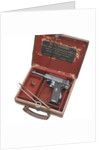 Webley & Scott Mark I Automatic by Webley & Scott Revolver & Arms Co. Ltd.