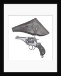 Webley Mark I** revolver by Webley & Scott Revolver & Small Arms Co.