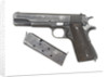 Pistol by Colt Patent Fire Arms Manufacturing Co.