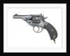 Webley Mark II revolver by Webley & Scott Revolver & Small Arms Co.