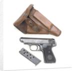 Sauer Model 38H pistol by J.P. Sauer & Sohn