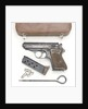 Walther PPK pistol by C. Walther