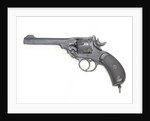Webley Mark II** revolver by Webley & Scott Revolver & Small Arms Co.