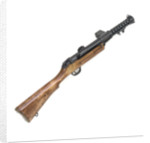 Lanchester Mark I* submachine gun by Sterling Engineering Co.