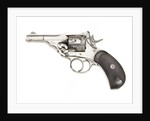 Webley Mark IV revolver by Webley