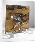 Escapement model by Thomas Earnshaw by Thomas Earnshaw