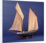 'Ganges', starboard stern quarter by unknown