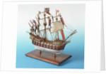 80-gun galleon or man-of-war 'Great Harry' by unknown