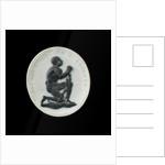 Slave Emancipation Society medallion by William Hackwood