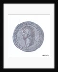 Classical coin depicting Emperor Nero by unknown
