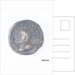 Sestertius depicting Emperor Postumus and a Roman galley by unknown