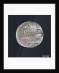 Medal commemorating Pompey the Great (BC 106-48) by G. Cavino