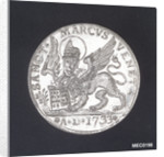 Medal commemorating the action off Valona, 1733 by unknown