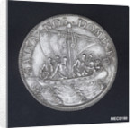 Medal commemorating Lake Gennesareth by unknown