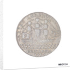 Puddington halfpenny token by unknown