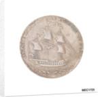 Irish halfpenny token by unknown