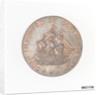 Badminton halfpenny token by T. Willets