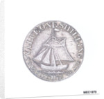 Hampshire shilling token by unknown