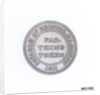Bristol farthing token by T. Halliday