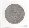 Bristol halfpenny token by T. Halliday