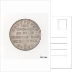 Sheffield halfpenny token by unknown